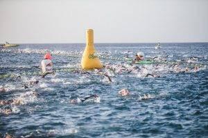 IM Lanzarote swim