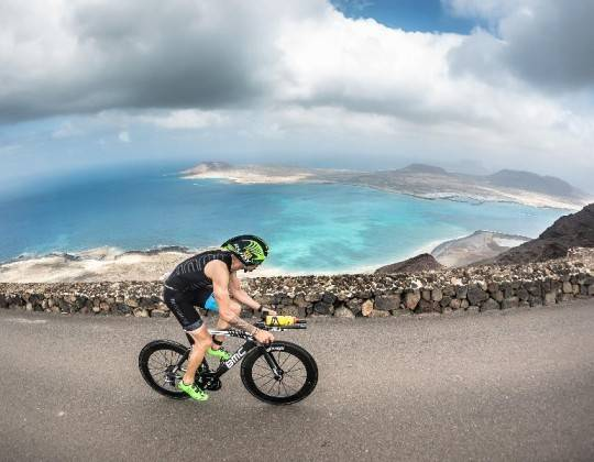 Ironman Lanzarote 70.3