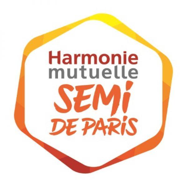 Logo semi-marathon de Paris