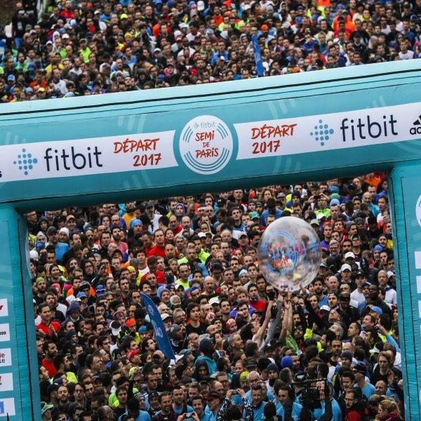 Semi-marathon de Paris départ 2017