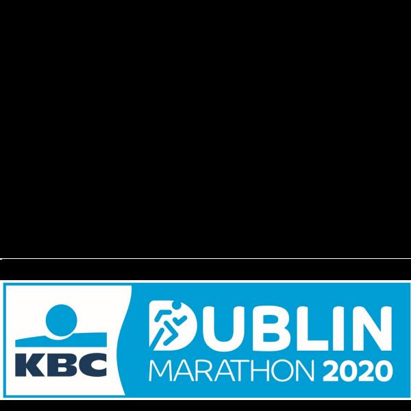 Marathon de Dublin logo 2020
