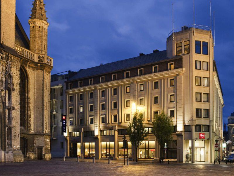 Hôtel ibis Gent Centrum St Baafs Kathedraal