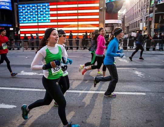 Semi-marathon de New York