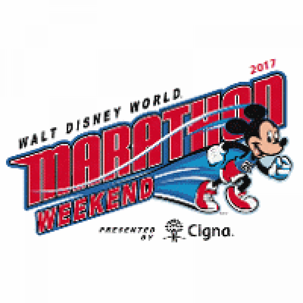 Walt Disney World marathon 2017