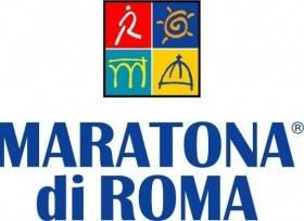 Rome Marathon Logo
