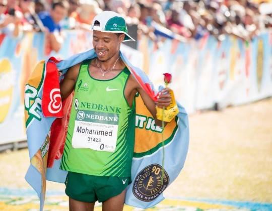 Comrades Marathon winner