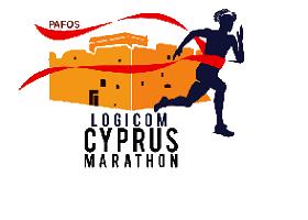 Cyprus marathon Logo