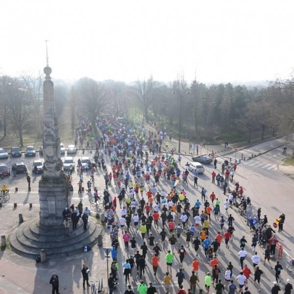 semi-marathon Paris