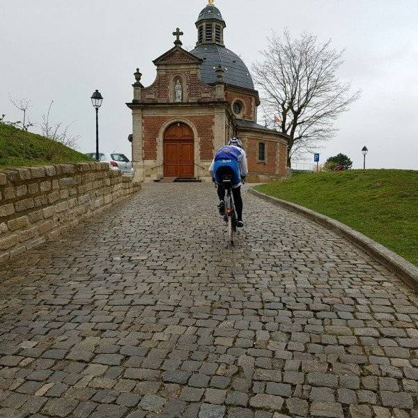 The Kapel Mur Tour of Flanders