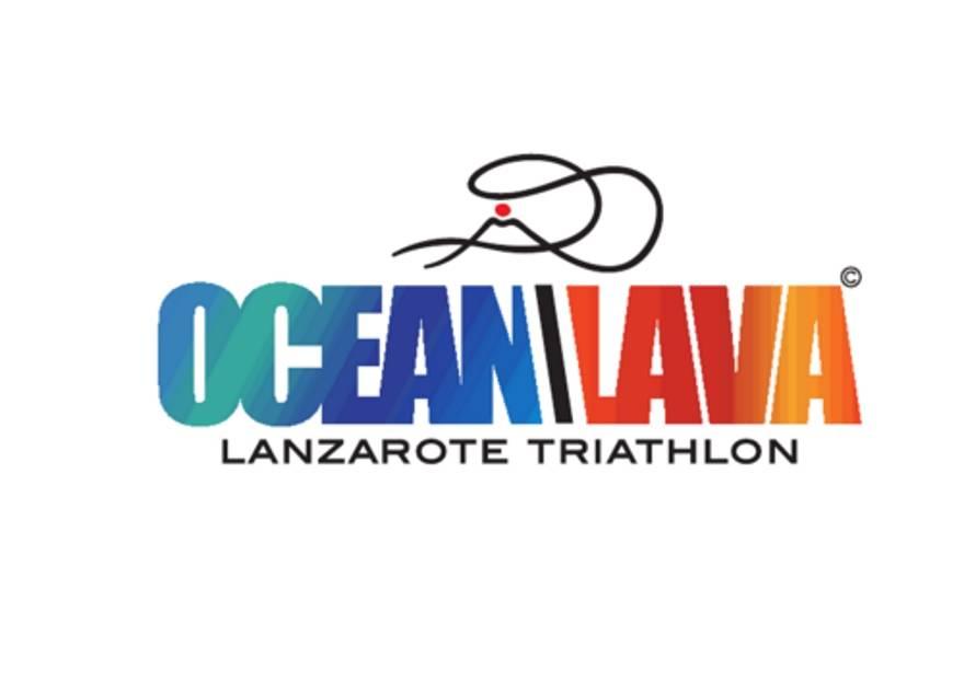 Ocean Lava Triathlon Logo