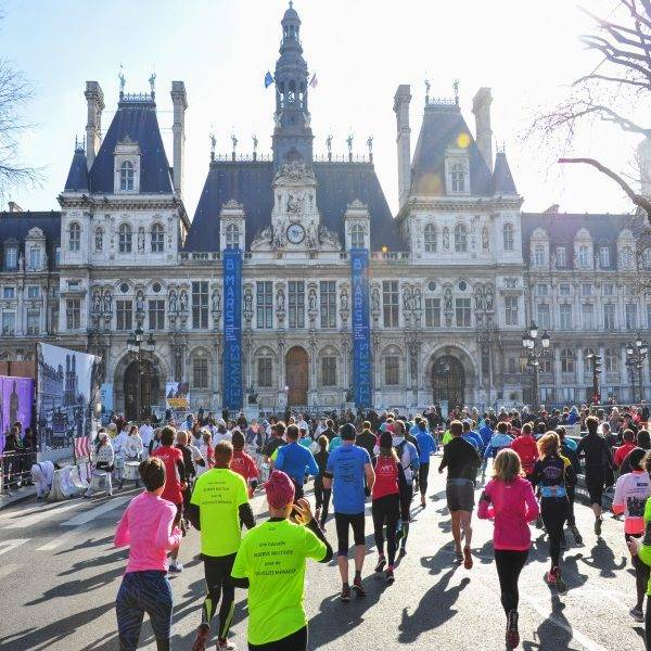 semi-marathon de Paris - 06/03/2016 - Paris - France