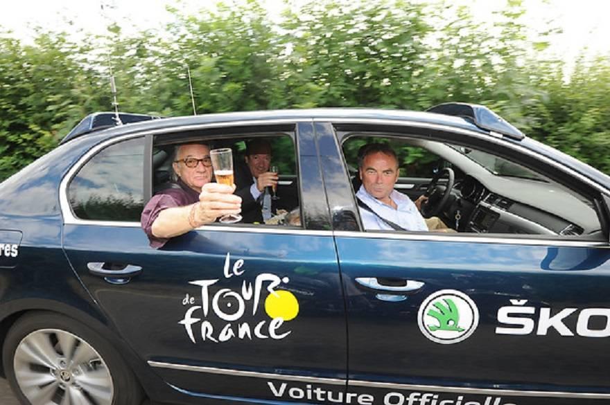 Tour De France one day VIP experiences