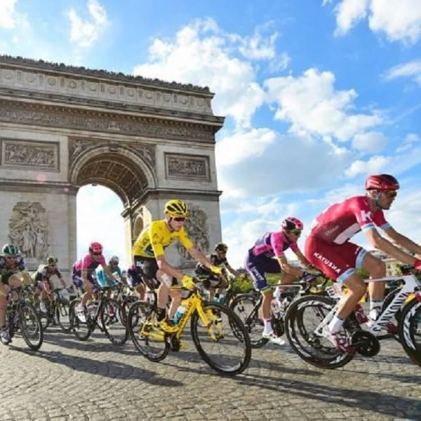 Tour de france finale
