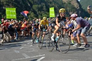 Tour de France Alpine stages