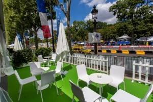 Tour de France 2016 - 24/07/2016 - Etape 21 - Chantilly/Paris Champs-Elysees (113 km) - Espace Rive Gauche