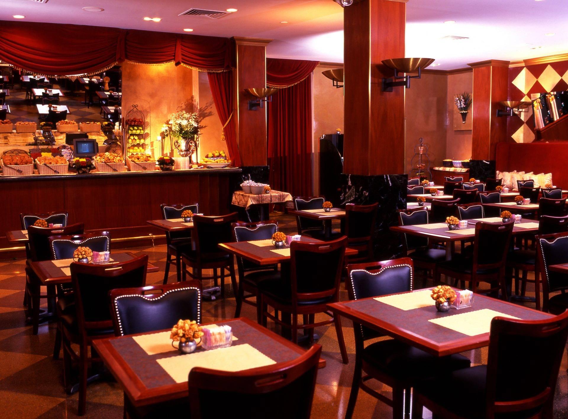 Belvedere Manhattan Hotel Restaurant