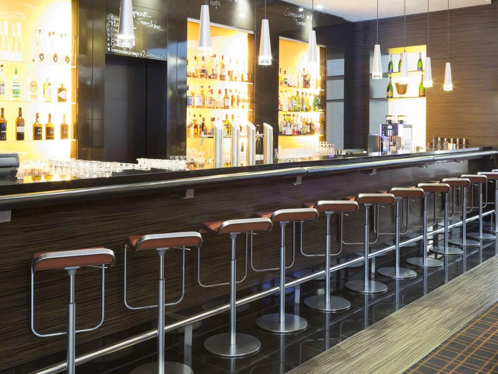 Novotel am Tiergarten Hotel Bar