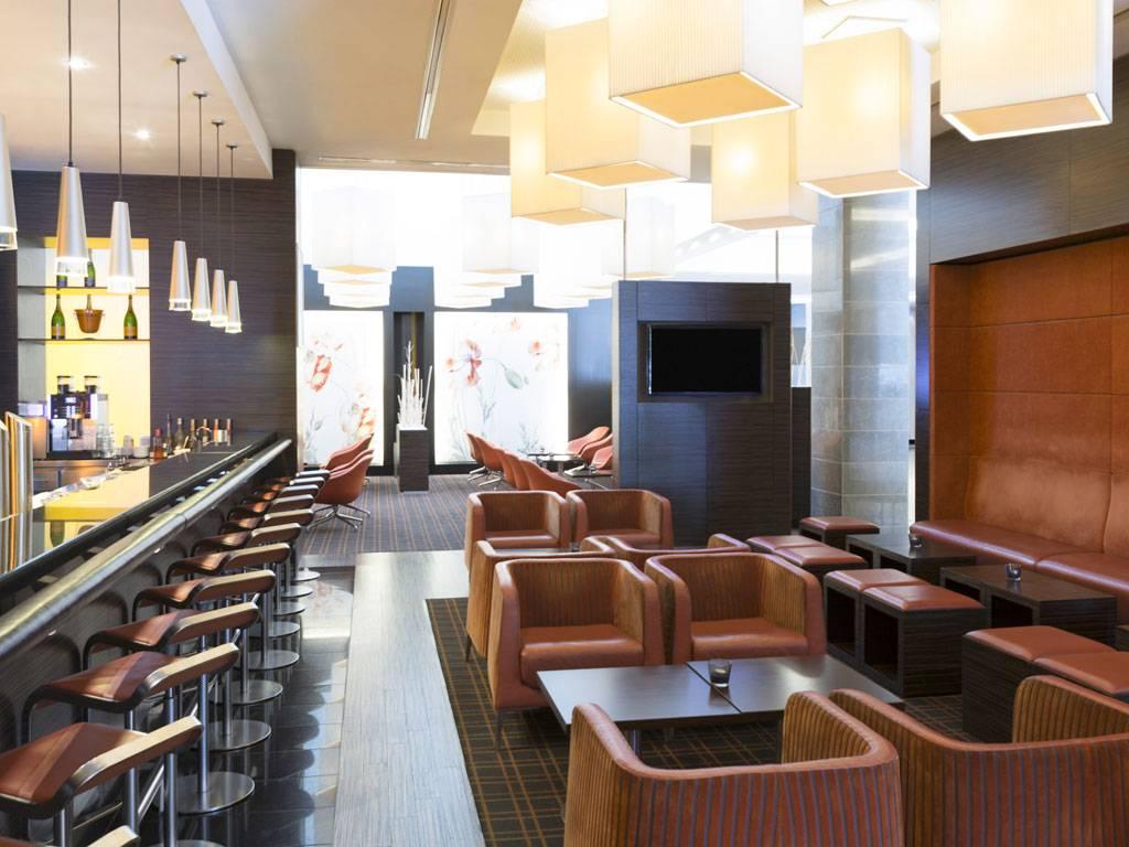 Novotel am Tiergarten Hotel lounge