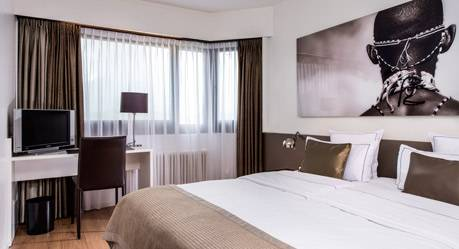 Wyndham Excelsior Hote double