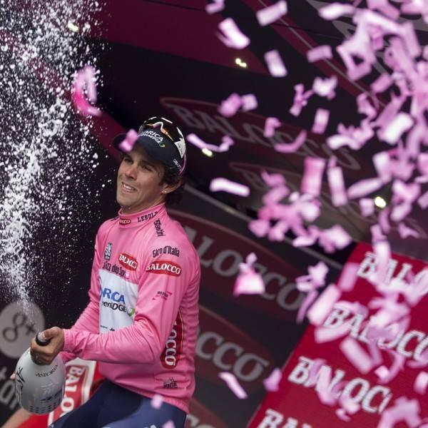 Giro D'Italia victory