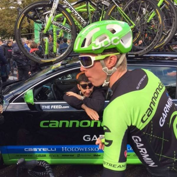Giro Lombardia rider