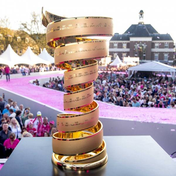 100th Giro d'italia big start