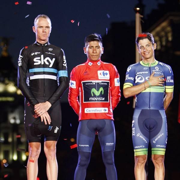 La Vuelta Finale