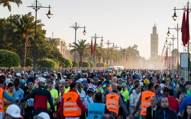 26 Jan. 2020 - Marathon de Marrakech - Hôtel et dossards garantis disponibles !