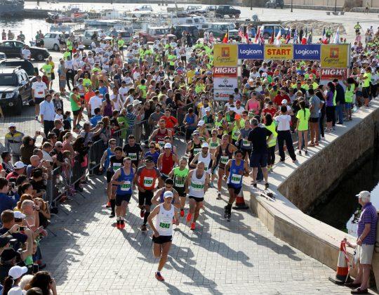 Marathon de Chypre